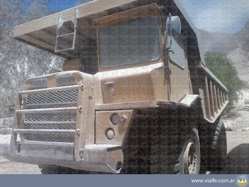 Camiones fuera de ruta aveling barford vialfe for Fuera de ruta opiniones