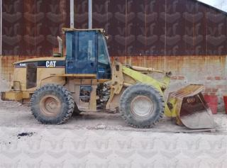 Caterpillar 938G Serie II